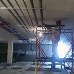 Жилой комплекс «Пикассо» август 2017: строительтво ИТП