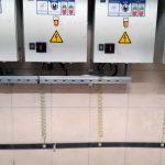 Шкафы управления и автоматизации, Шкаф Управления насосами ГРАНТОР