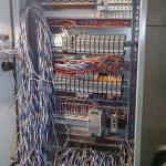 Жилой комплекс «Пикассо» февраль 2018: Шкафы управления и автоматизации, Трансформер SL. Готовность к расключению.